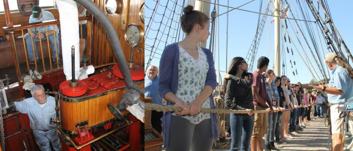 Field Trip to Mystic Seaport